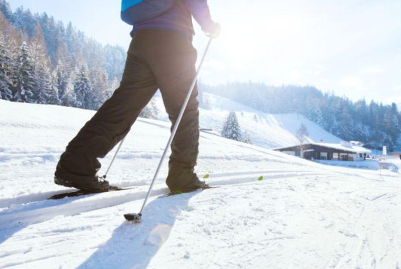 Le risque d'avalanche était de 5 sur 5 à proximité de Val d'Isère,...