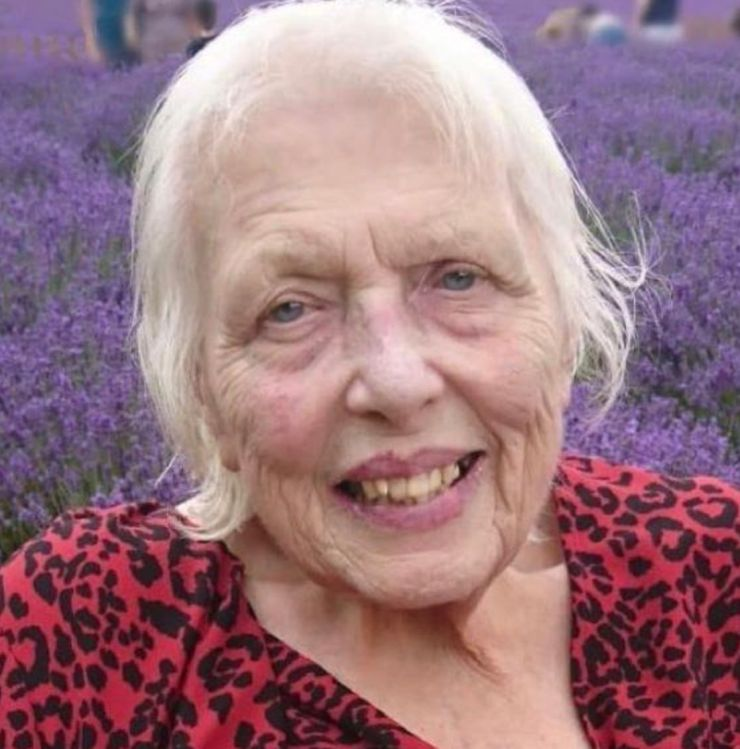 Helen Nicola, 79, who died of coronavirus on March 25 2020,