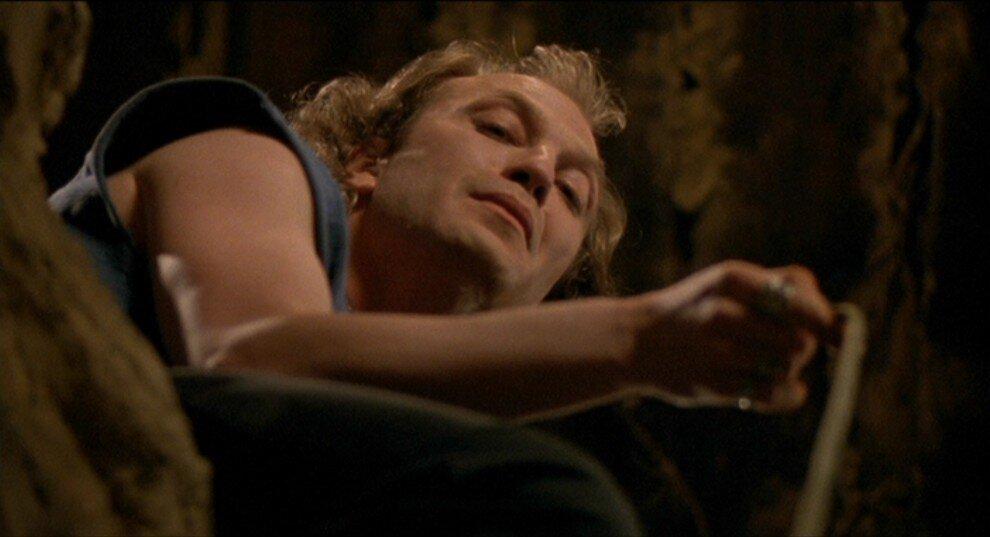 Ted Levine dans le rôle de Buffalo Bill, le tueur du