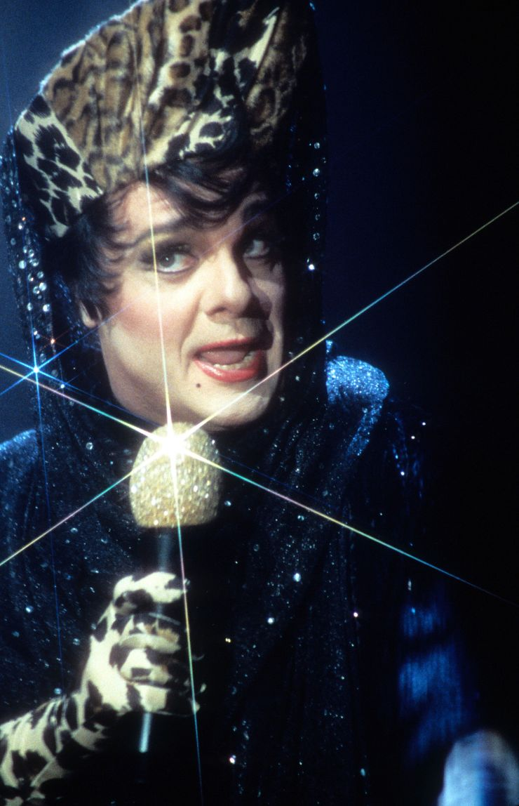 """Nathan Lane in """"The Birdcage."""""""