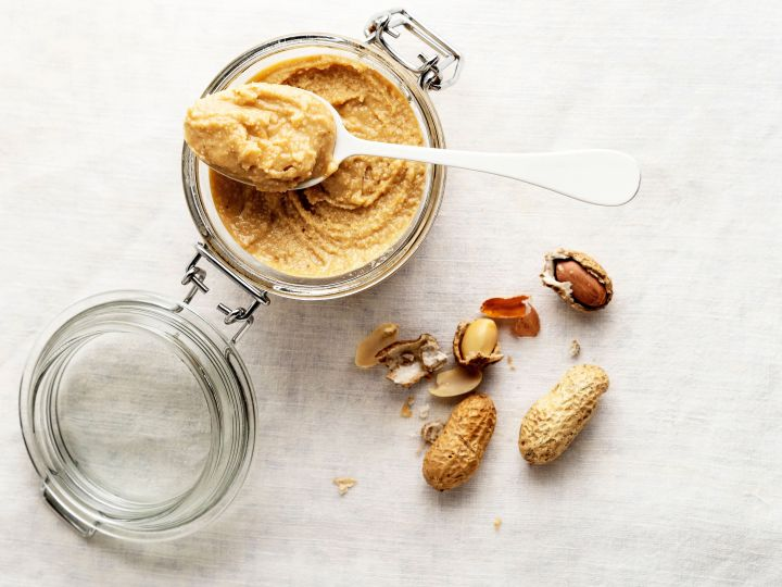 Nut butters are flavorful, and have the added benefit of being packed withhealthy fats, vitamins and minerals.