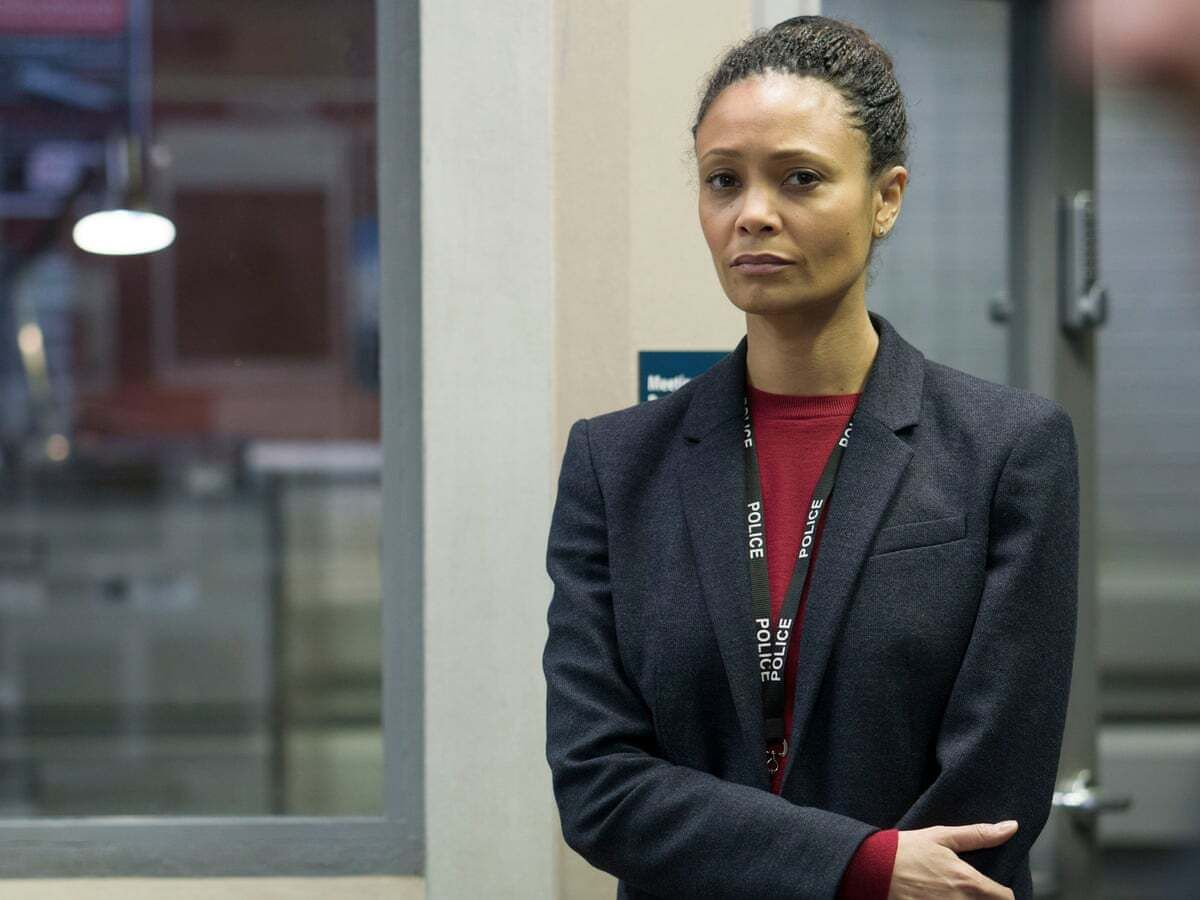 Thandie Newton played DCI Roz Huntley in series