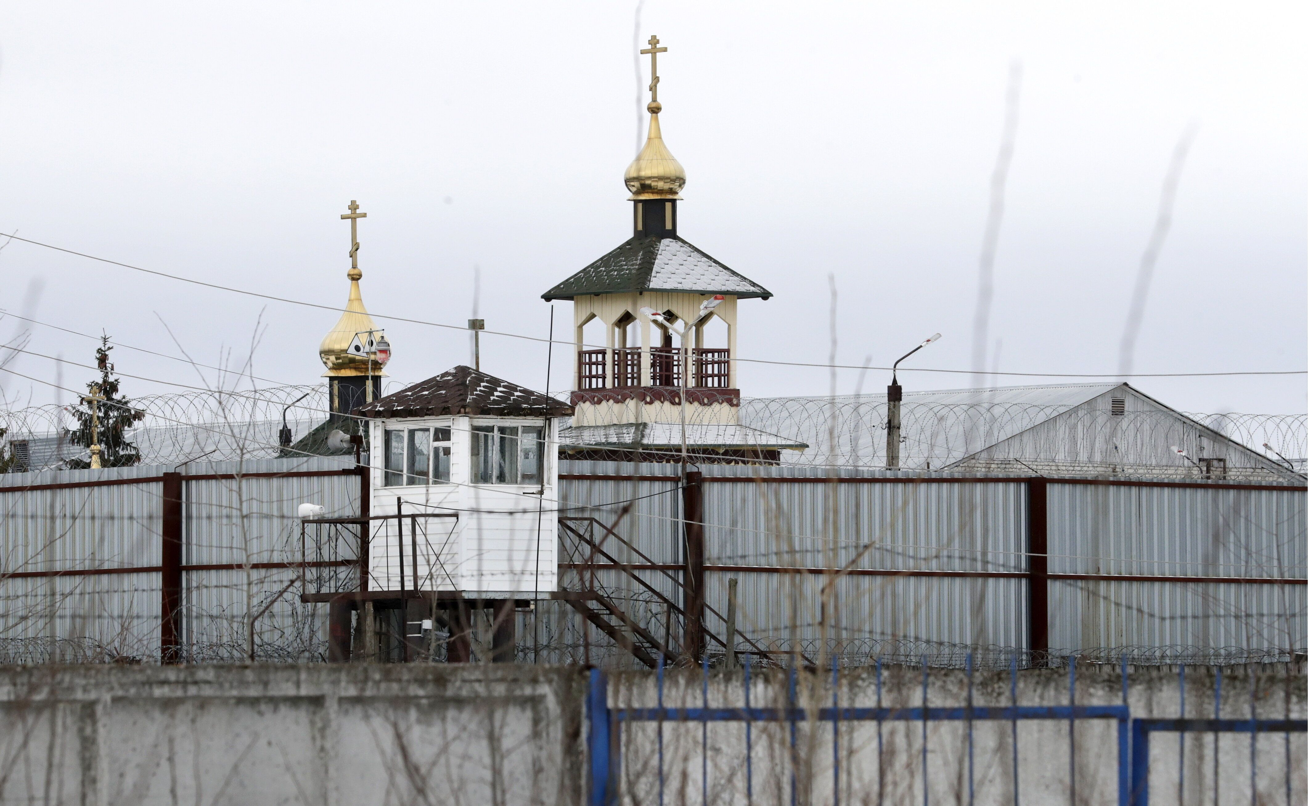 Convicted opposition activist Alexei Navalny is serving his sentence at Penal Colony No 2, near the town of Pokrov.