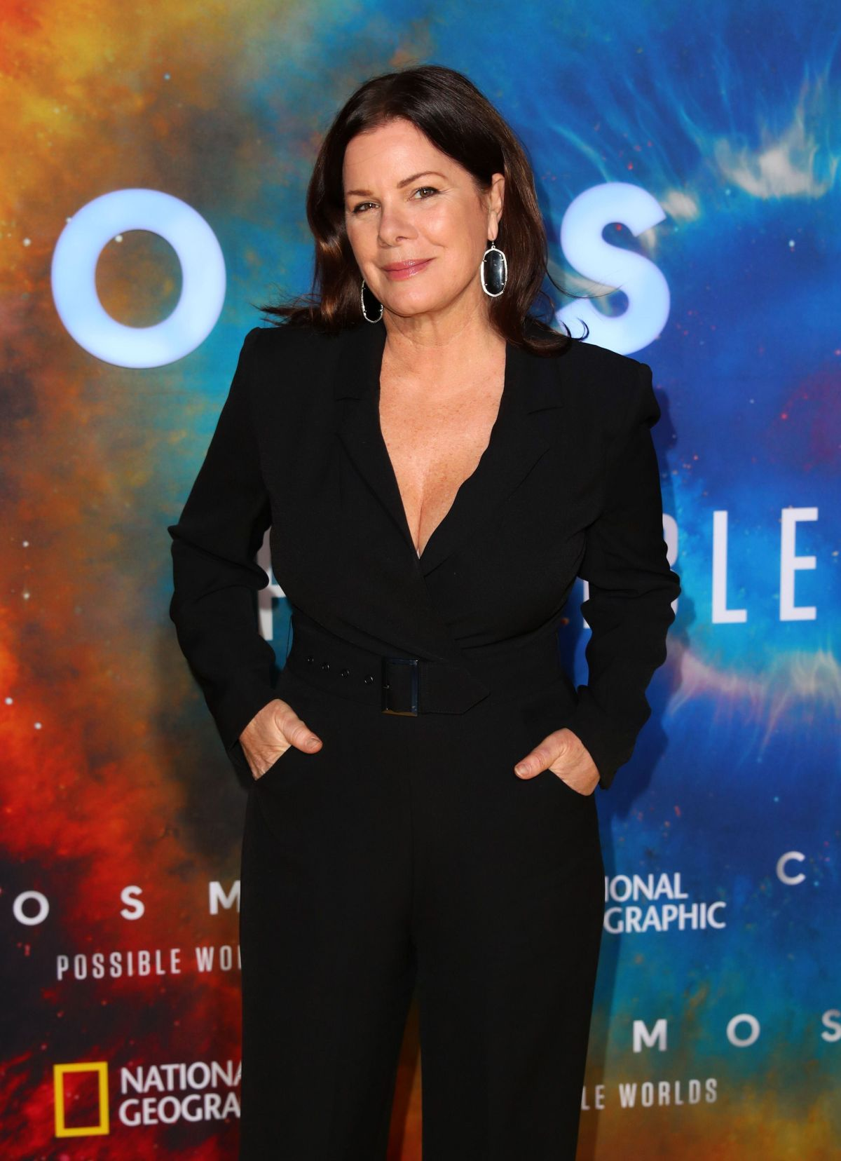 Marcia Gay Harden pictured in