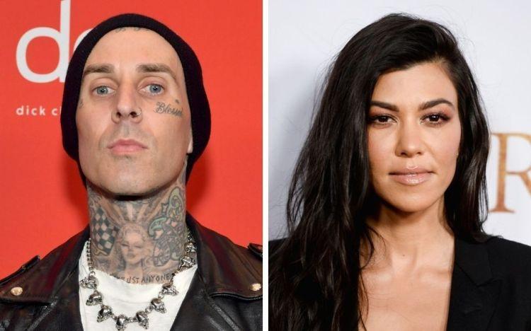 Travis Barker Gets Kourtney Kardashian's Name Tattooed On ...