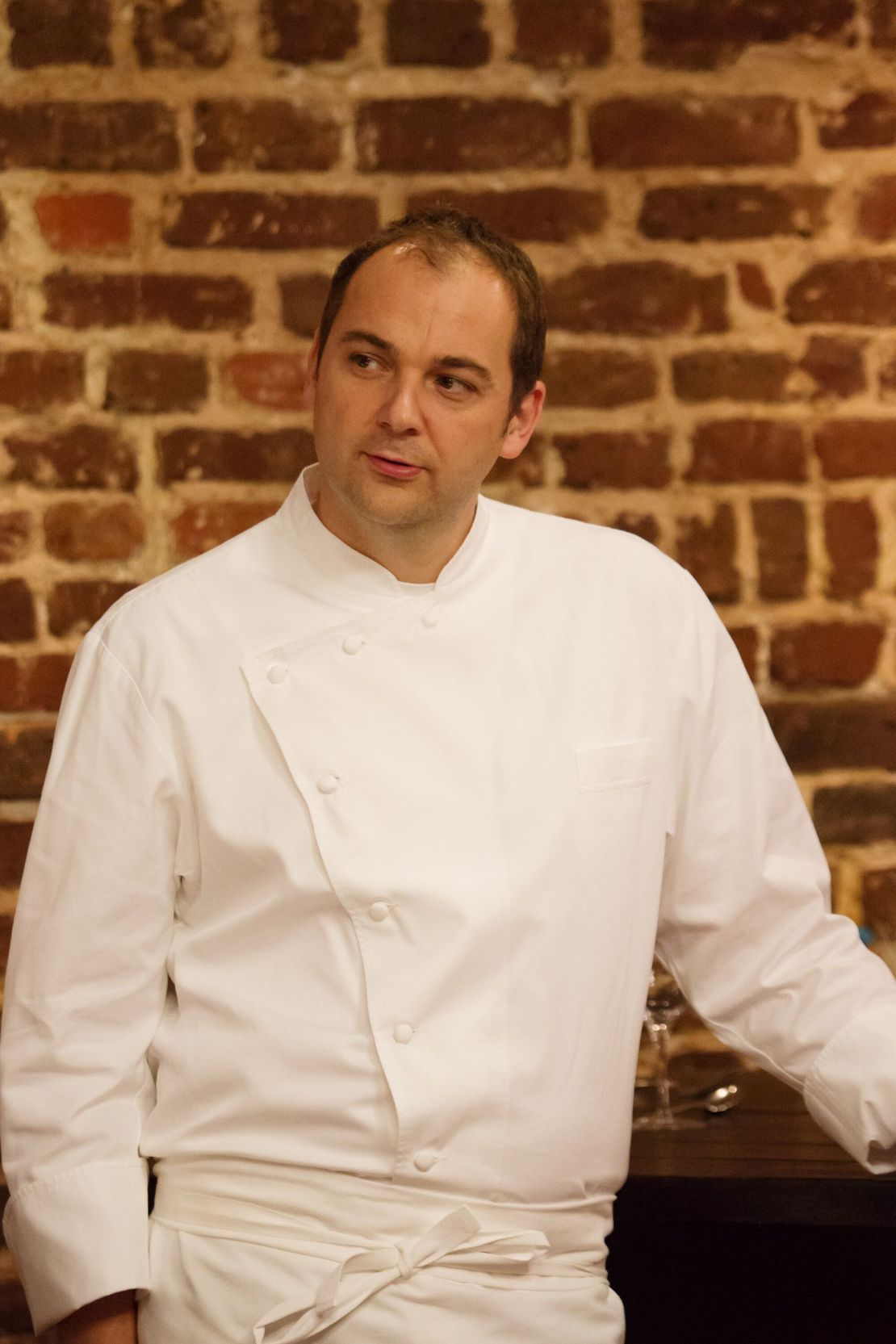 As Chef Daniel Humm prepares to reopen his restaurant, he has turned toward plant-based foods in an effort to be more environ