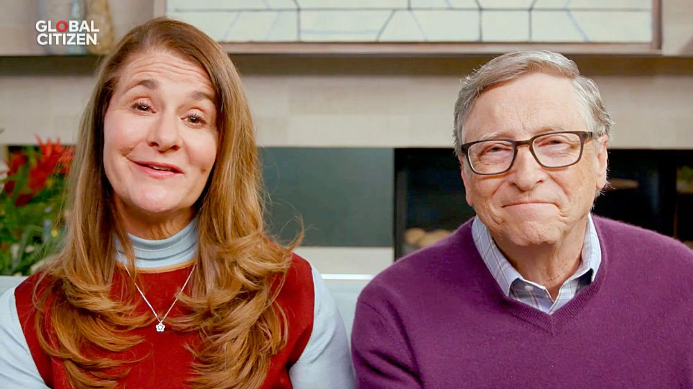 Bill And Melinda Gates Announce Separation