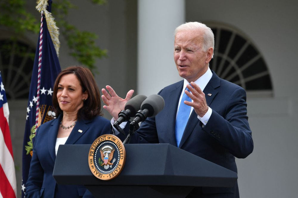 Joe Biden Cancels Donald Trump's Planned 'National Garden of American Heroes'