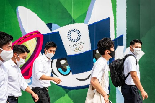 The Safest Way To Hold Tokyo Olympics Is 'No Fans,' Top Medical Adviser Says 2