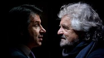 C'è l'accordo tra Beppe Grillo e Giuseppe Conte