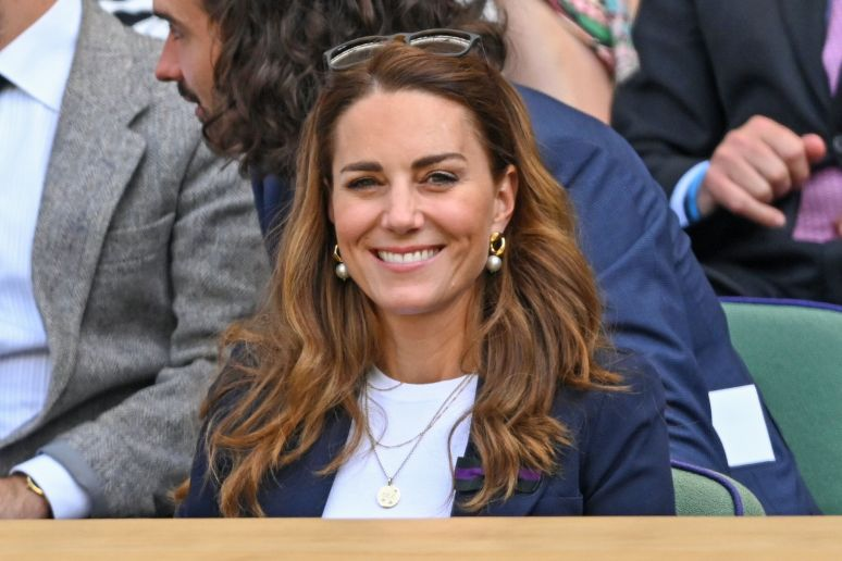 Kate Middleton is self-isolating after coming into contact with someone who tested positive for COVID-19.