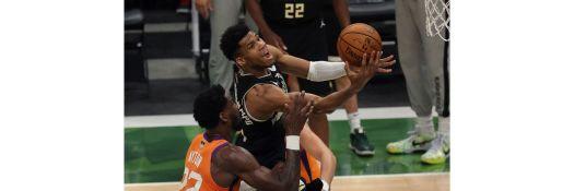 Milwaukee Bucks Win NBA Finals, Defeating Phoenix Suns 2