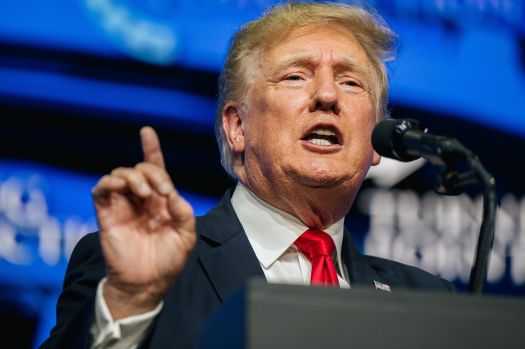 Trump Says GOP Lost Senate After His 'Rigged' Election Gripes Discouraged Voters 2