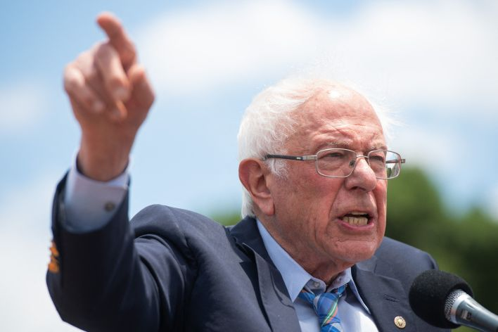 Democrats are pushing one of Sen. Bernie Sanders' priorities of Medicare expansion with their goals to include dental, vision