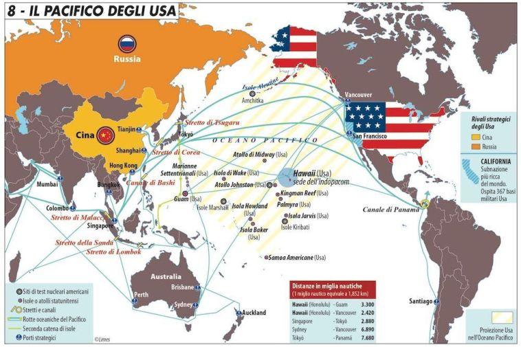 """Lucio Caracciolo: """"Usa e Cina si contendono il mondo, l'Europa vive sulla Luna"""" (di G. Belardelli)"""