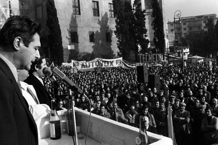 Luciano Lama, uomo del sindacato e delle istituzioni (di V. Fedeli)