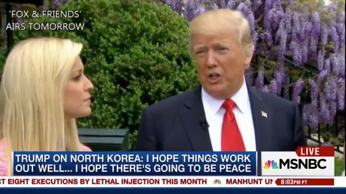 Donald Trump May Not Actually Know Who's Running North Korea 58f5c0eb2600003600c4634c
