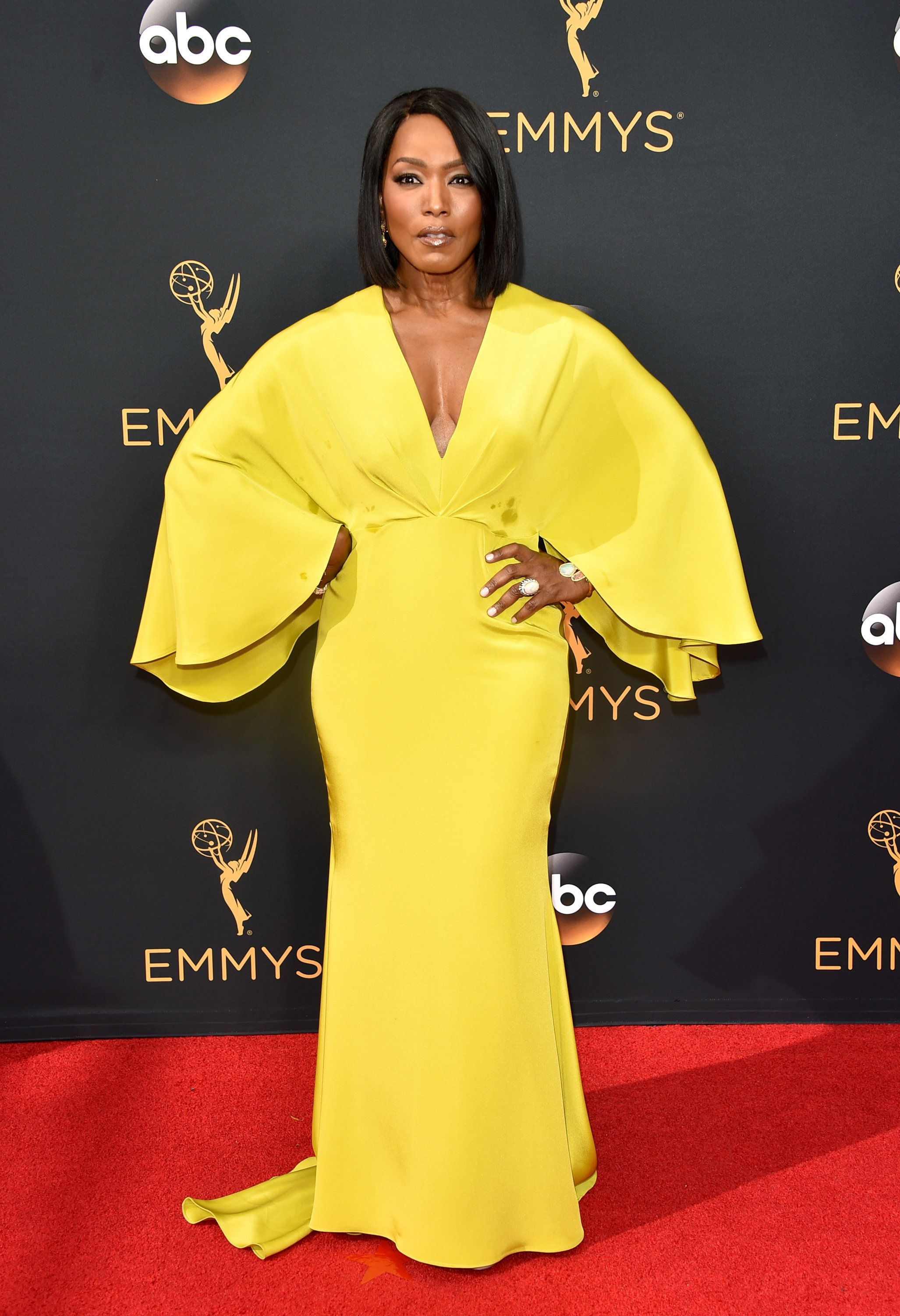 Image result for angela bassett 2016 emmys