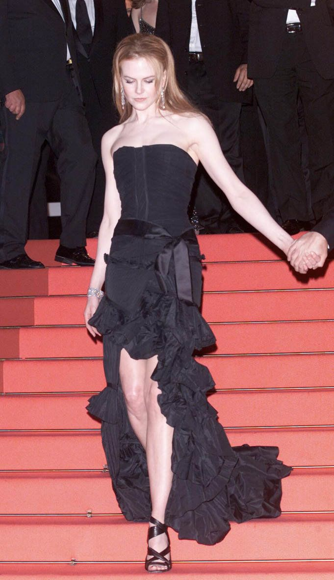 Nicole Kidman's Style Has Come Completely Full Circle Nicole Kidman's Style Has Come Completely Full Circle 594943211700001f00101dcc