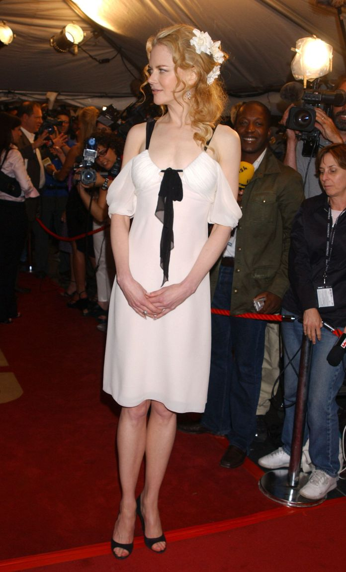 Nicole Kidman's Style Has Come Completely Full Circle Nicole Kidman's Style Has Come Completely Full Circle 594945f12900001f003b03a3