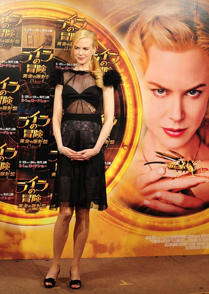 Nicole Kidman's Style Has Come Completely Full Circle Nicole Kidman's Style Has Come Completely Full Circle 5949523e1500001f008ff42b