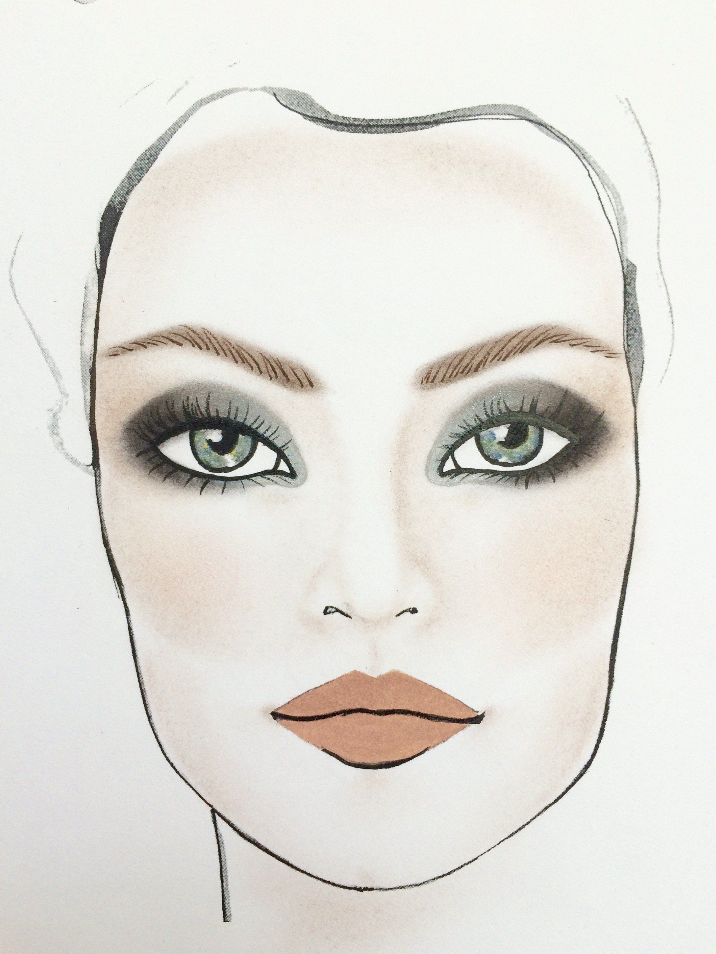The Most Majestic Makeup For Grey Eyes