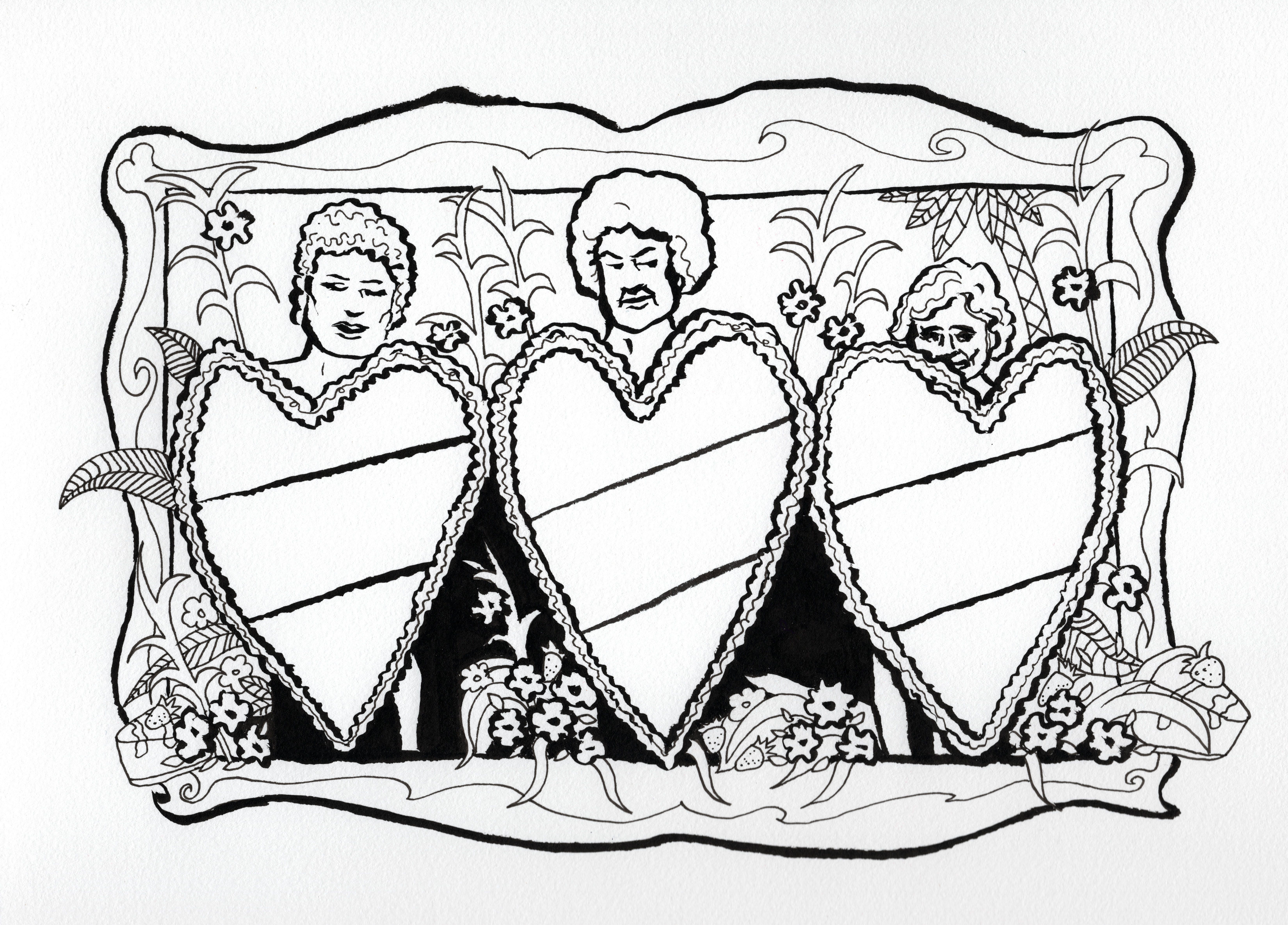picture it a 39 golden girls 39 coloring book is in the works the