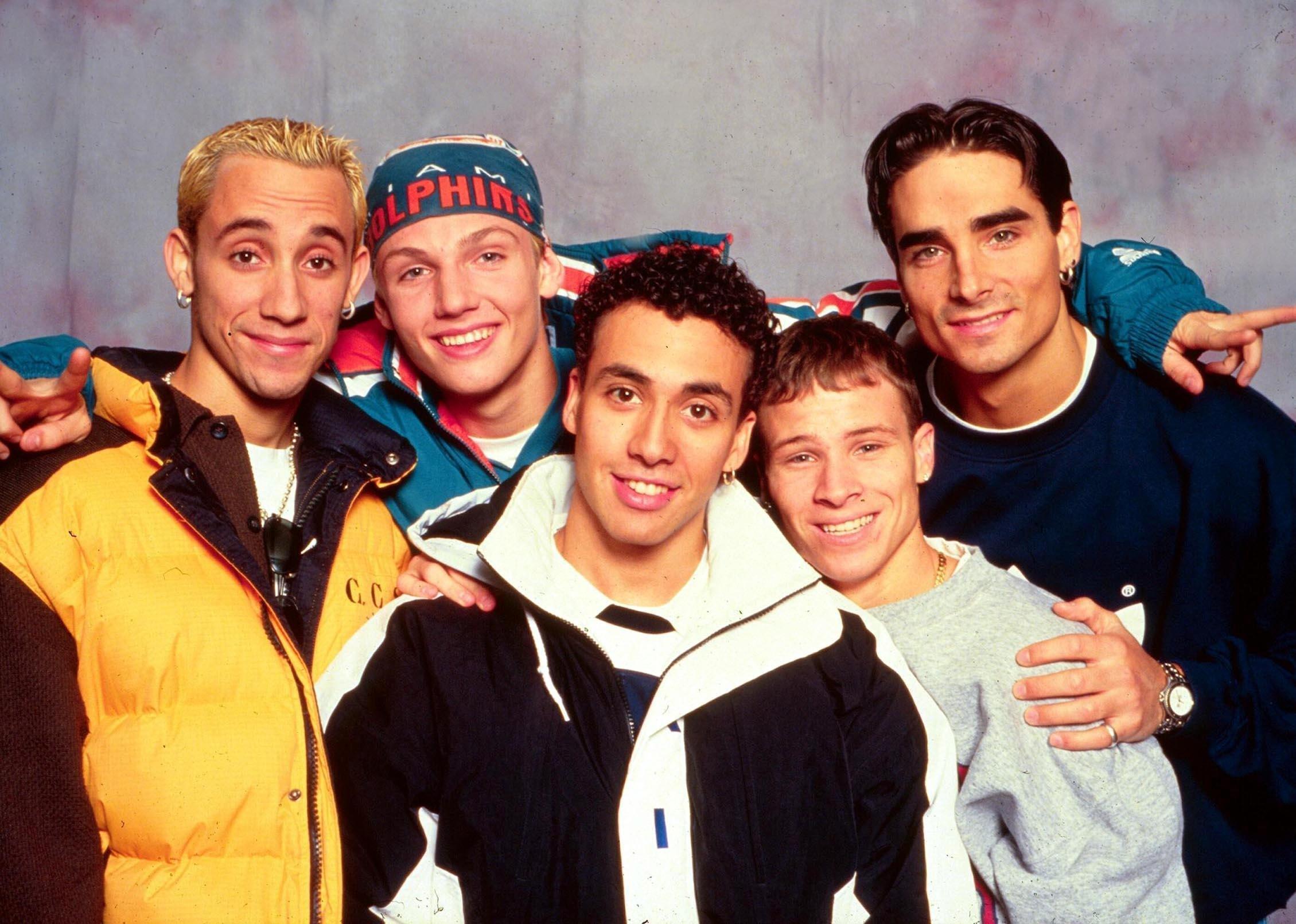 Image result for the backstreet boys