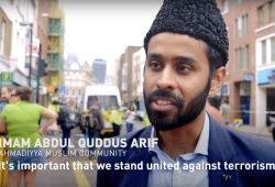 'Terrorism Has No Religion:' Muslims Across The UK Slam London Attackers