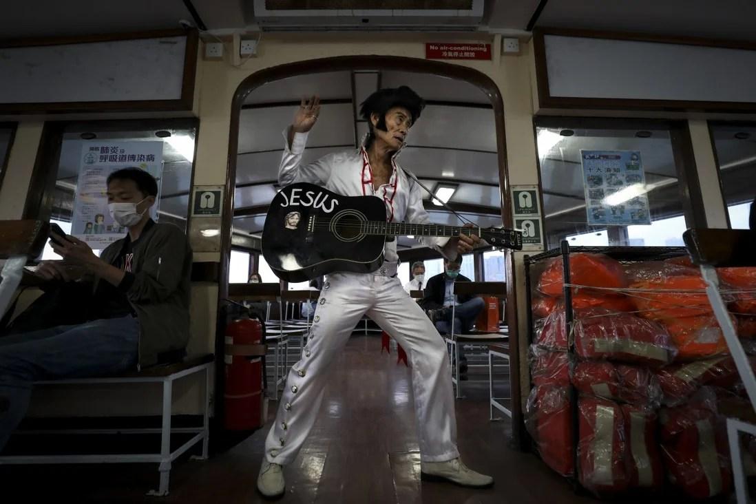 Melvis Hong Kong Elvis