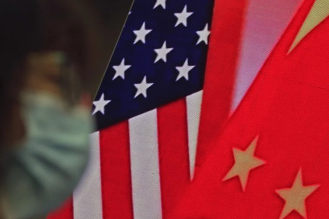 In its annual white paper, AmCham China said there remain challenges for foreign firms operating in the country. Photo: AP