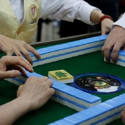 familiar hong kong sound of mahjong