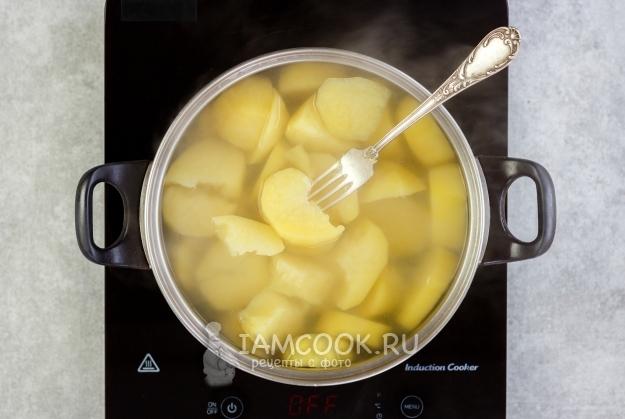 요리사 감자