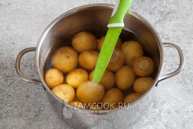 Проверить картофель на готовность