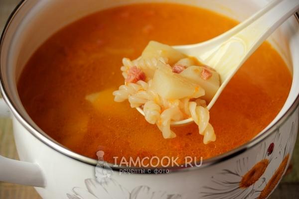 Гуща супа