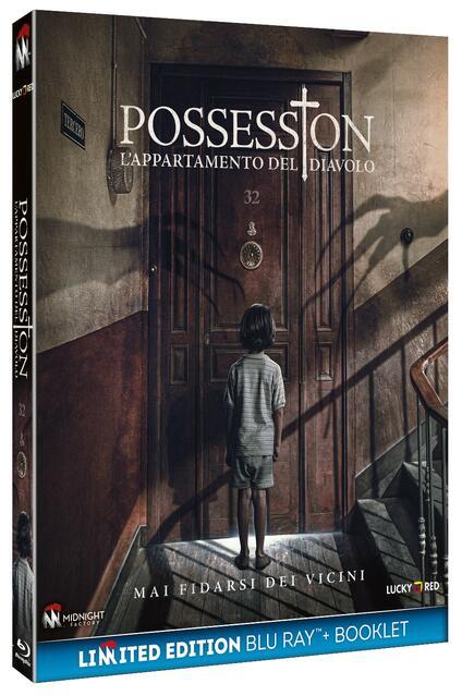 Possession. L'appartamento del diavolo (Blu-ray) di Albert Pintó - Blu-ray