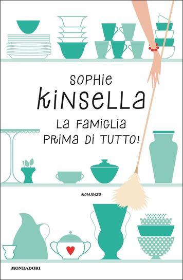 La famiglia Prima di Tutto Book Cover