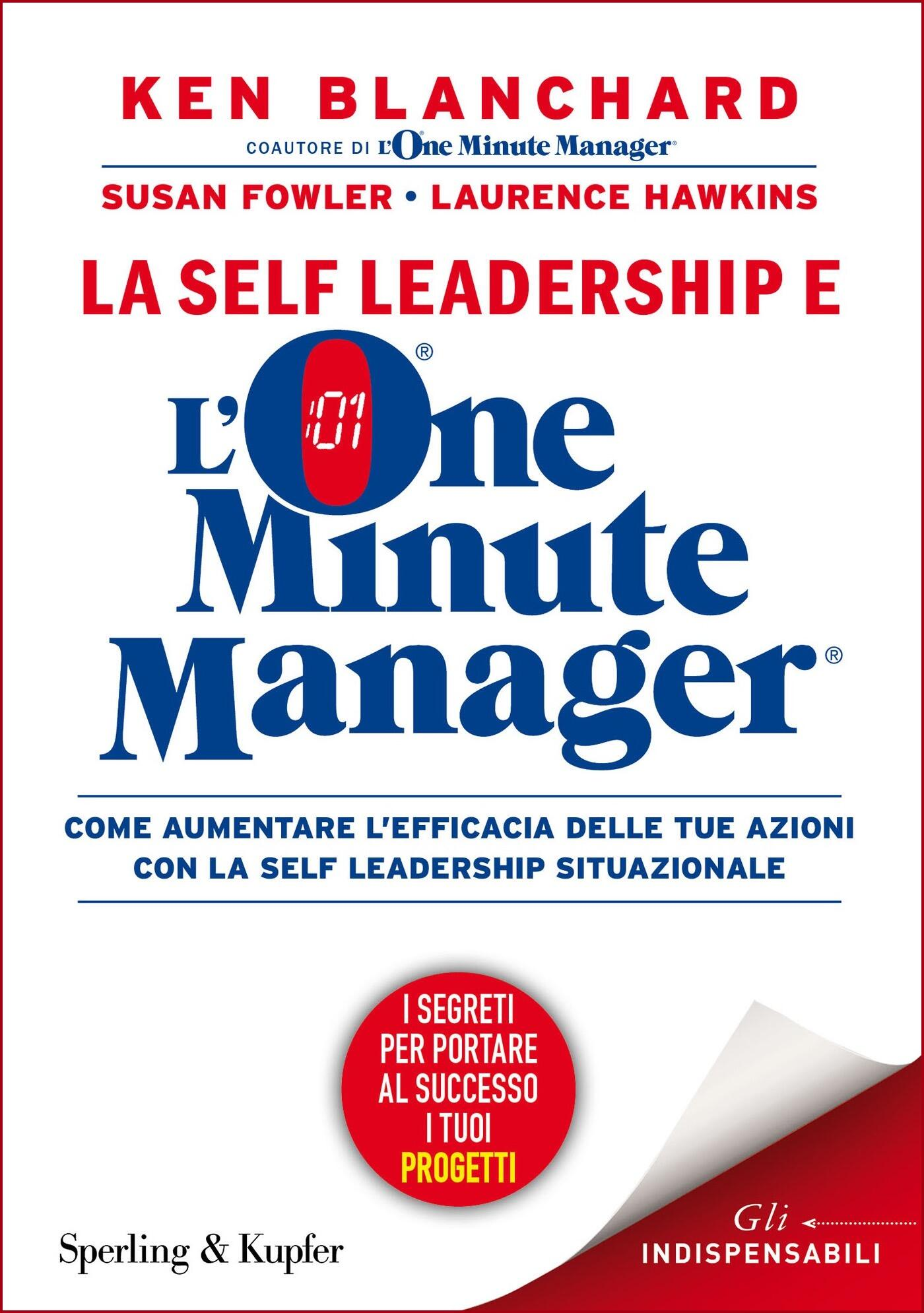 La Self Leadership E L One Minute Manager
