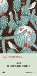 533. Il libro dei giorni - Cees Nooteboom - copertina
