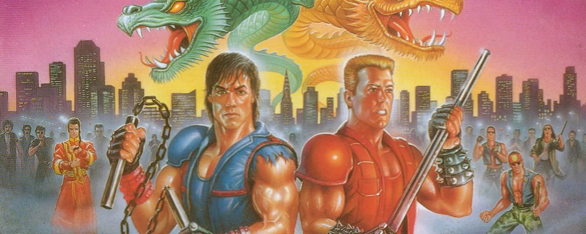 Double Dragon Original