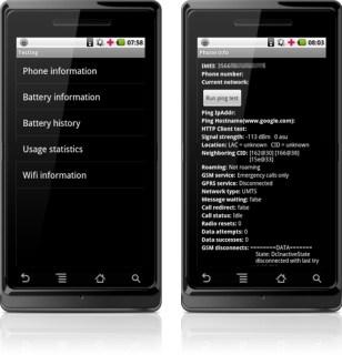 Aprenda Códigos secretos parágrafo Tirar proveito Mais fazer Android