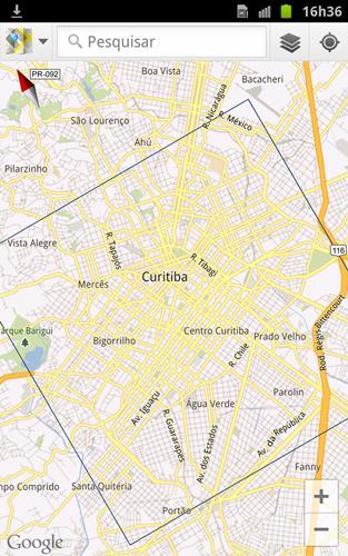 Android: como navegar no Google Maps offline