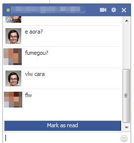 Facebook: como evitar que seus amigos vejam que você leu a mensagem do chat