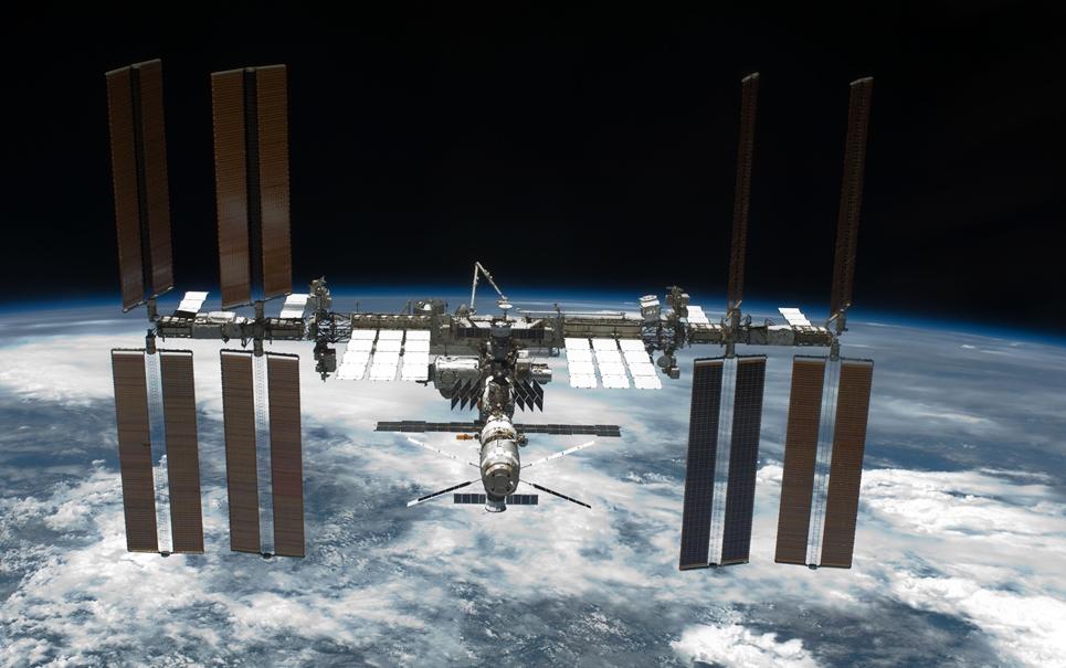 AMS da Estação Espacial pode ter dados sobre a existência da matéria escura