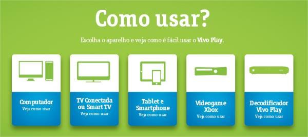Análise: testamos o serviço Vivo Play