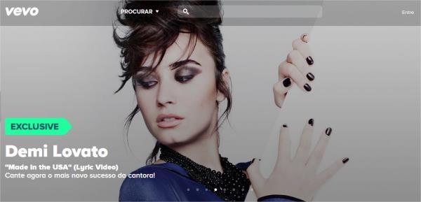 App da VEVO é disponibilizado para Windows 8