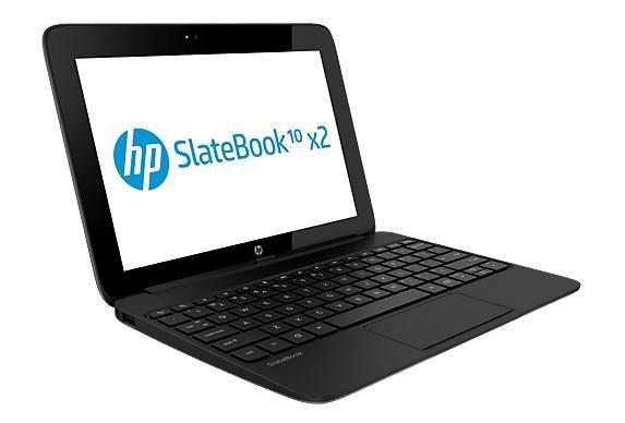 HP SlateBook x2 chega às prateleiras
