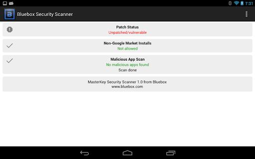 App verifica se o seu Android está exposto a APKs com malware