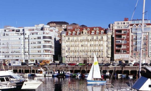 Costa marítima de Santander