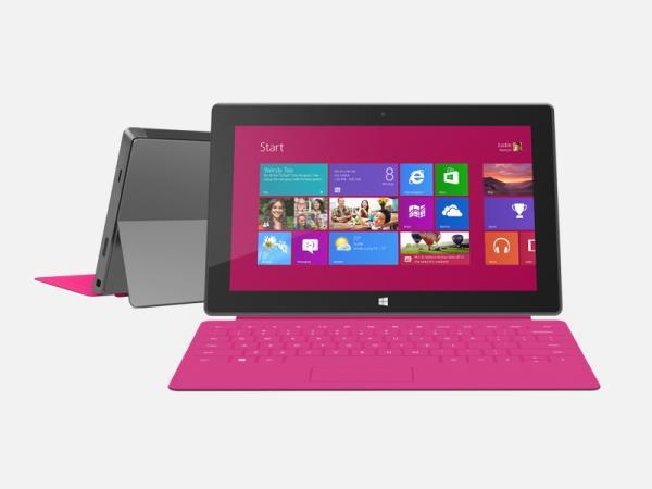 Surface RT resulta em US$ 900 milhões de prejuízo para a Microsoft